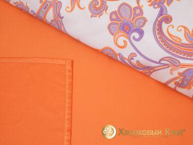 Постельное белье Эмилия оранж, фото 8