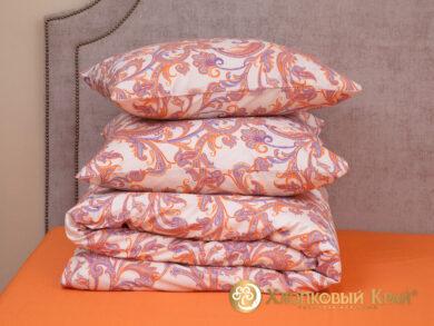 Постельное белье Эмилия оранж, фото 10