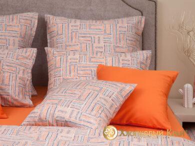 Постельное белье Наоми оранж, фото 3