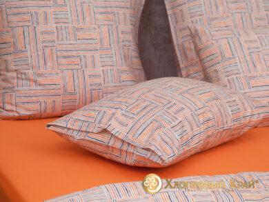 Постельное белье Наоми оранж, фото 6