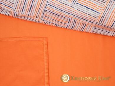 Постельное белье Наоми оранж, фото 8