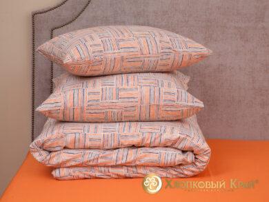 Постельное белье Наоми оранж, фото 10