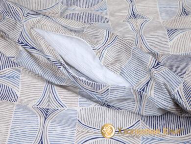 Постельное белье Тайра сапфир, фото 7