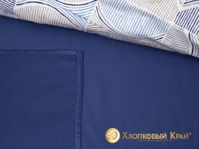 Постельное белье Тайра сапфир, фото 8