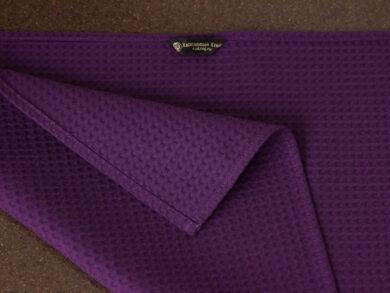 Набор из 3-х полотенец 45*70 см ФИОЛЕТ, фото 3